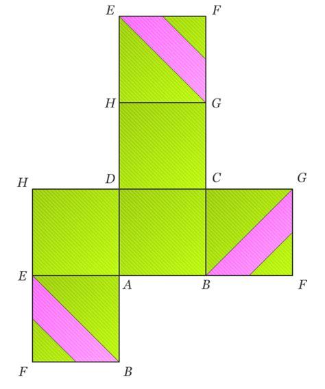 artikel membuat kubus dari karton jaring jaring kubus pendidikan matematika