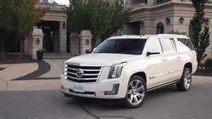 2015 Cadillac Esv Review 2015 Cadillac Escalade Esv Canadian Auto Review