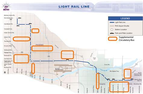 phoenix light rail stops subway network wowkeyword com