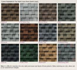 roofing shingles colors shingle brand and color picker crane roofing
