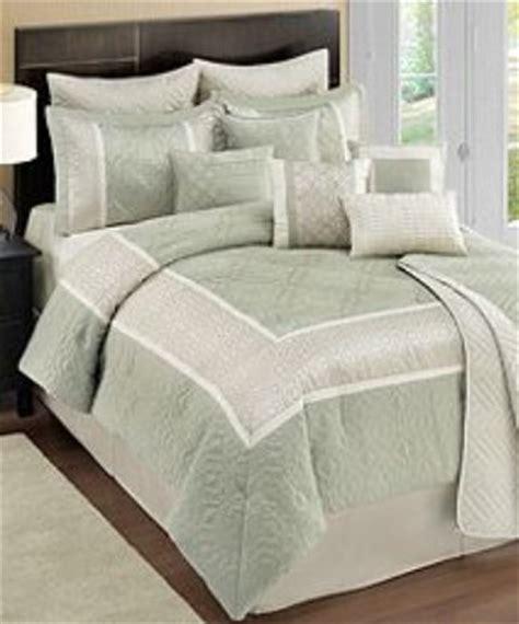 sage green bedding kody sage green ivory queen 12 piece comforter set ebay