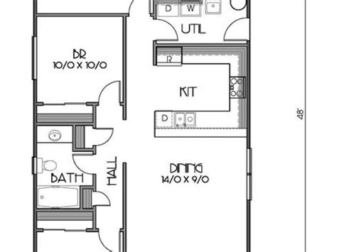 Open Floor Plan 1200 Sq Ft House Plans 1200 Sq Ft Cabin 1200 To 1500 Sq Ft House Plans