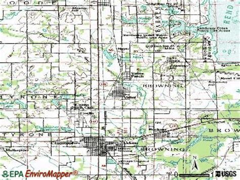 Benton Franklin Detox by Valier Illinois Il 62891 Profile Population Maps