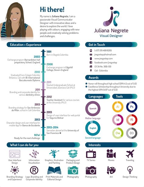 curriculum vitae sles for web designer 55 amazing graphic design resume templates to win