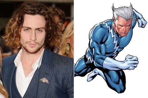 quicksilver movie trivia aaron taylor johnson joins avengers age of ultron as