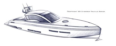 motor boat drawing speed boats drawing www pixshark images galleries