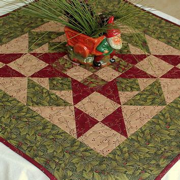 patterns quilted christmas table toppers best quilted christmas table runner products on wanelo