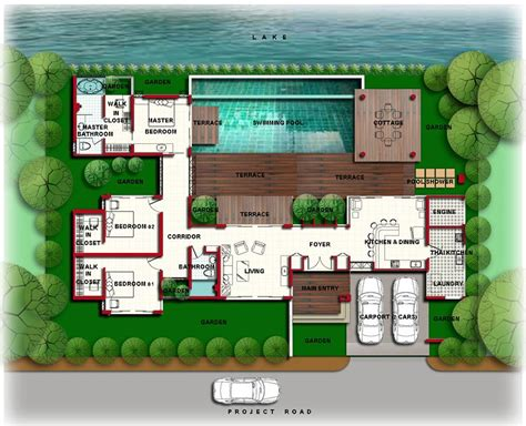 luxury pool house plans luxury house plans with indoor pool house design plans