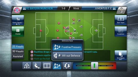 best pes pes club manager what s the best tactic formation to use