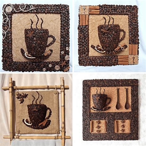 Wall Decor Inspiratif Coffee 3 coffee craft ideas diy projects craft ideas how to s for