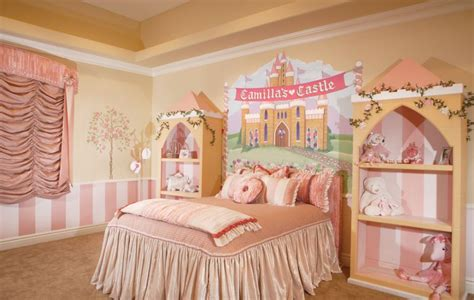 Princess Bedroom Decor by Turning A Room Into A Princess Lair Ideas For