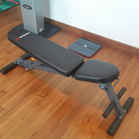 folding gym bench folding gym bench in singapore weight bench for sale in