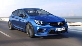 Opel Astra Images Opel Astra Opc Coming Later This Year Here S How It Might