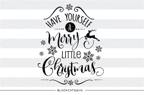 a merry yourself a merry svg files by