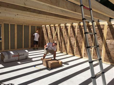 garage holzständerbauweise fundament garage ilka halli luca galerie kategorie