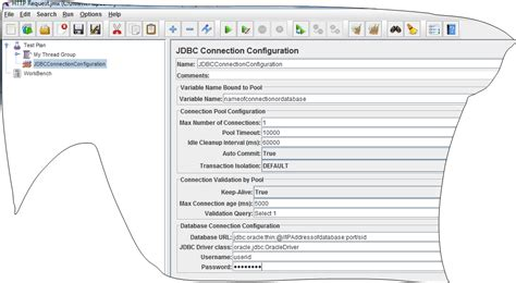 tutorial oracle jdbc tutorial by exle oracle database testing by jmeter