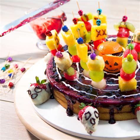 decorar tortilla halloween ideas con frutas para decorar halloween eroski eroski