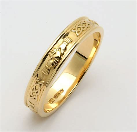 looking for gold wedding rings dress