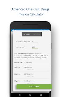 infinite dose calculator android apps on google play