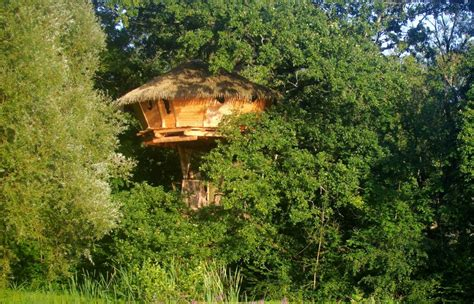 hutte bouquet d or cabane duo extase cabane dans les arbres en haute sa 244 ne