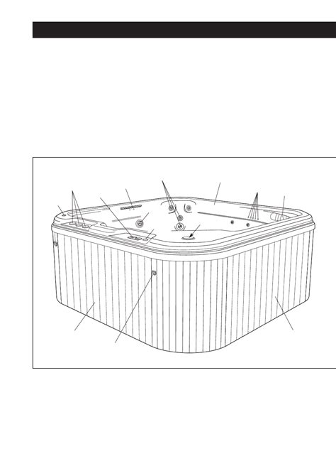 Backyard Tub Manual by Page 6 Of Proform Tub Pfsb43140 User Guide