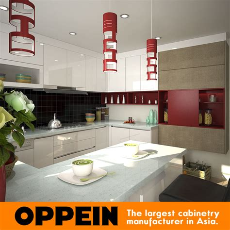 bangladesh  design project double color lacquer kitchen
