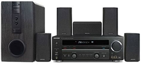 kenwood sat5130 5 1 channel home theatre system auction