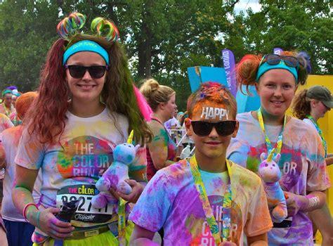 cincinnati color run photos the color run 2016 cincinnati refined