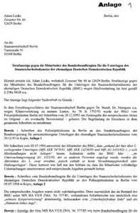 Muster Strafanzeige Schweiz Wo Ist Unsere Stasi Geblieben Wir Waren Im Deutschen Bundestag In Der St 228 Rke Einer