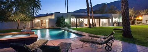 palm springs house rentals palm springs vacation homes creating memories with every vacation