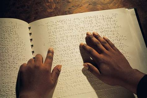 Reader For The Blind braille writing system britannica