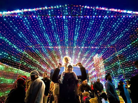 trail of lights tickets win tickets to the trail of light s lights preview