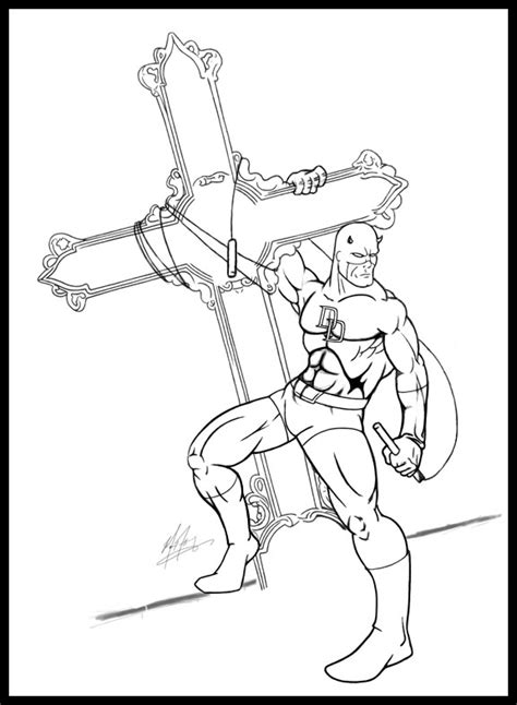 marvel daredevil coloring pages daredevil the movie coloring pages marvel daredevil