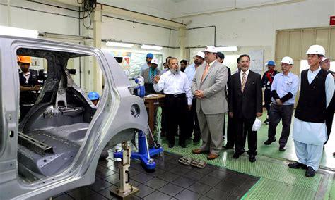 Pak Suzuki Company Visits