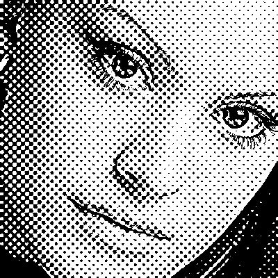 halftone pattern effect photoshop verlag martin koch