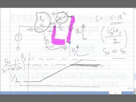 analog integrated circuit design by prof nagendra krishnapura sir lecture 32 biasing arrangements current mirror common drain lifier