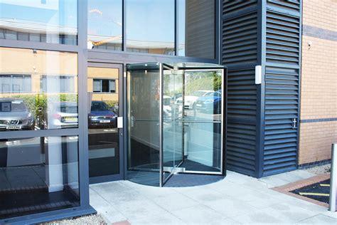 All Glass Door All Glass Revolving Doors Revolving Door Company
