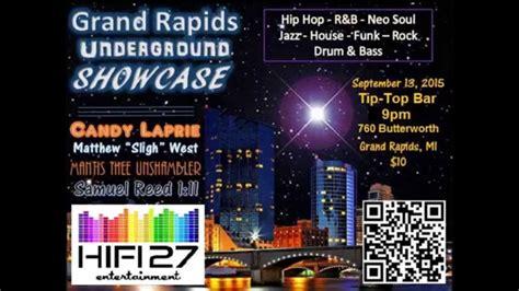 theme song underground sligh talkbox grand rapids underground showcase theme song