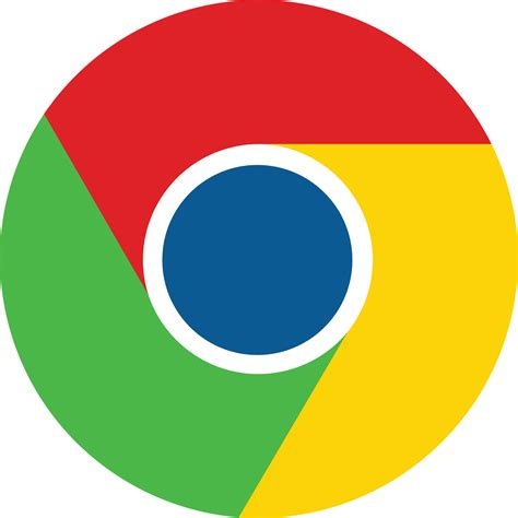 Chrome L by Flat Chrome Chrome Canary Vectors Extramaster