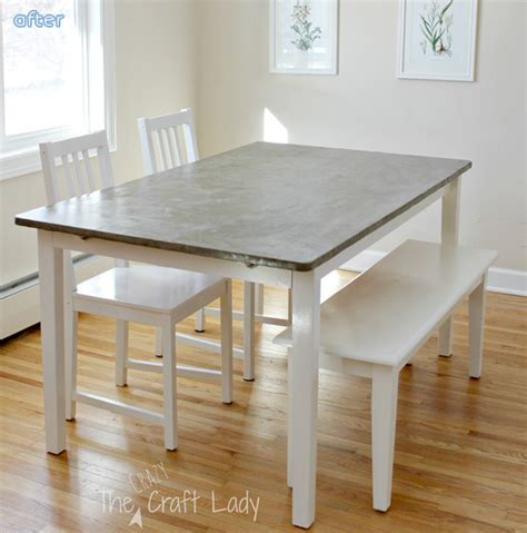 Dining Table Top Makeover Tile Top Dining Table Modern Tile Top Dining Table