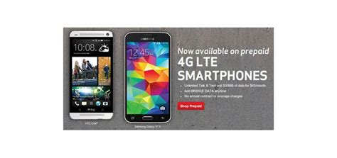 verizon mobile phone service verizon prepaid lte service and phones now available