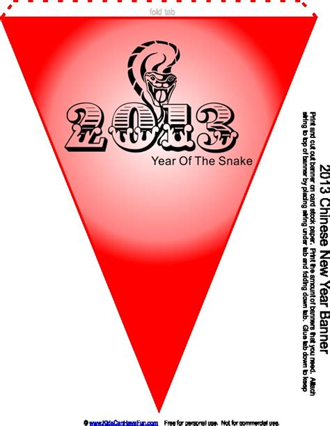 printable chinese new year banner 2013 chinese new year banner chinese new year