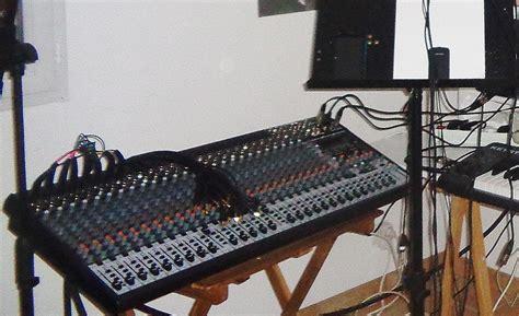 Mixer Behringer Sl3242fx Pro behringer eurodesk sl3242fx pro image 1774799 audiofanzine