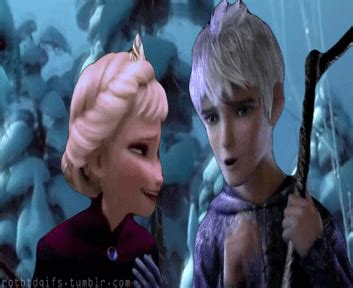 imagenes que se mueven de jack frost jelsa gifs cause why not loco in motion