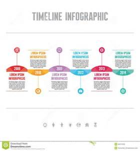 media timeline template the world s catalog of ideas