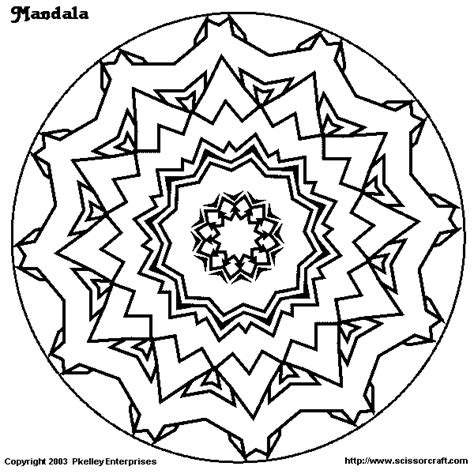 mandala coloring book therapy links to free mandala coloring pages