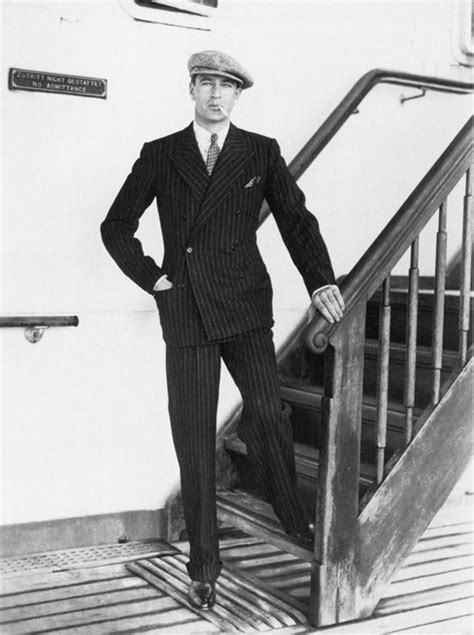 a popular style of 1930s suit 28 best images about gary cooper on pinterest set of