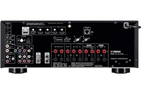 Yamaha Black 7.2 Channel Network AV Receiver   RX V683BL