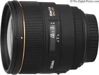 sigma 85mm f/1.4 ex dg hsm lens review