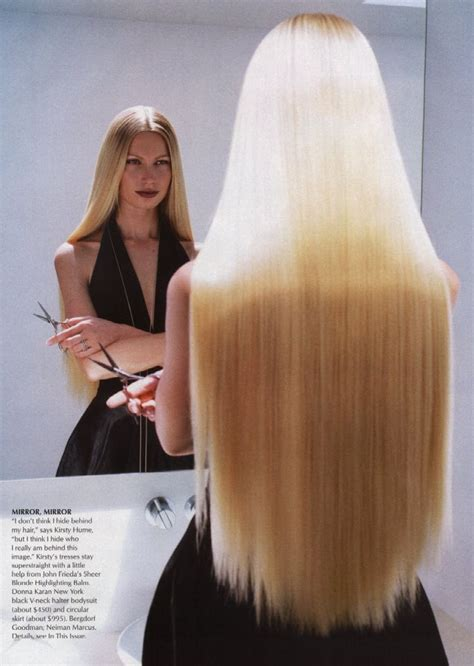scissor short hair extra long blonde straight hair hair makeup beauty